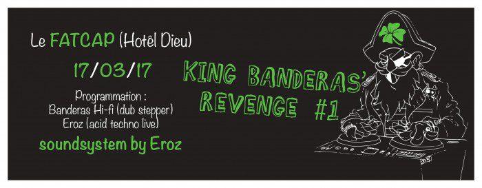 King Banderas' Revenge #1