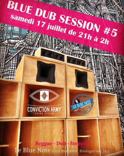 Blue Dub Session #5
