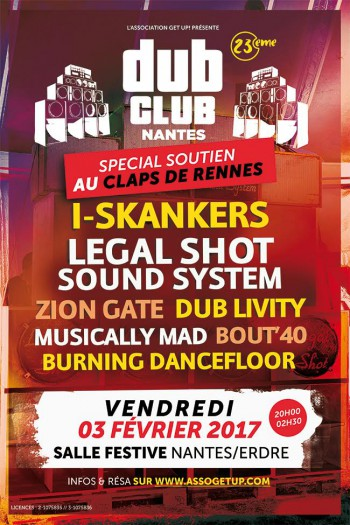Nantes Dub Club #23