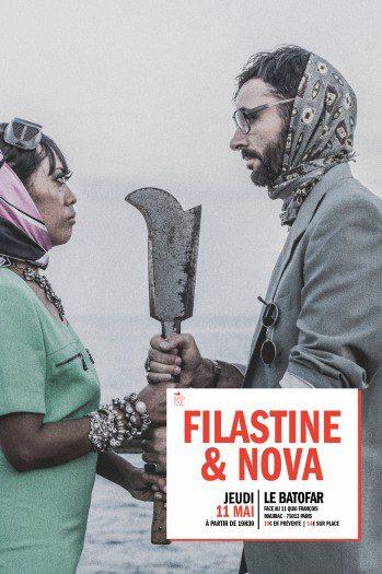 Filastine & Nova @ Batofar