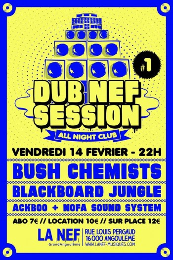 Dub Nef Session #1