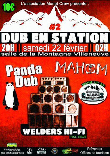 Dub en Station # 2