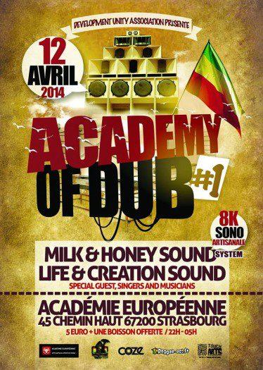 Academy Of Dub #1