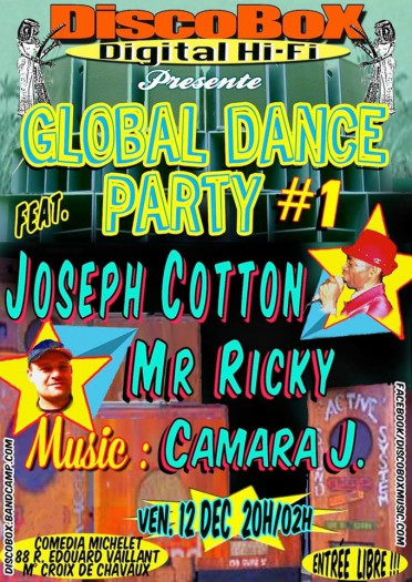 Global Dance Party #1