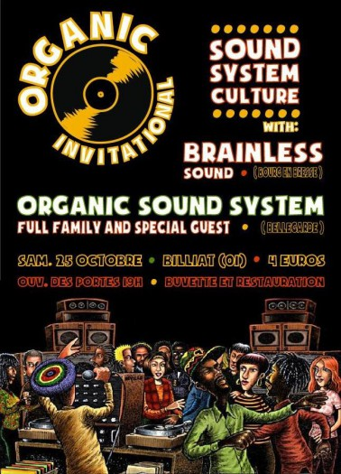Organic Sound Invitational #1