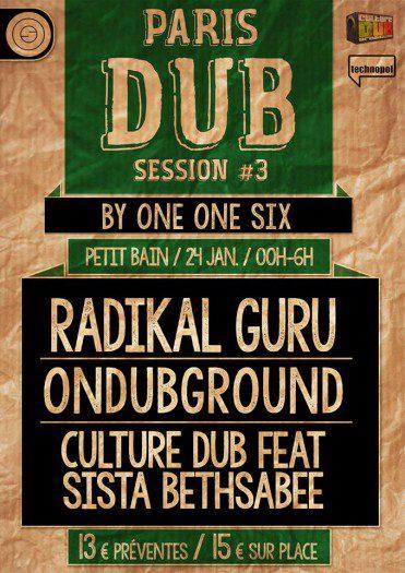 Paris Dub Session #3