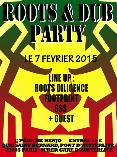 ROOTS & DUB PARTY