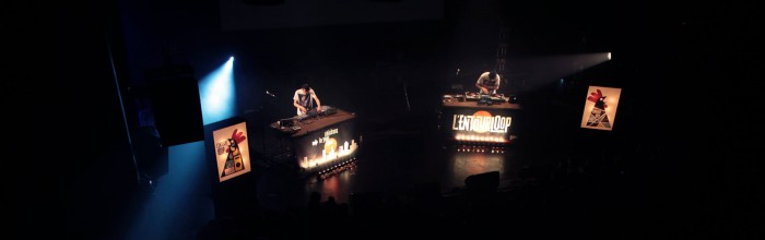 L'Entourloop / LMK / Mahd Sound System