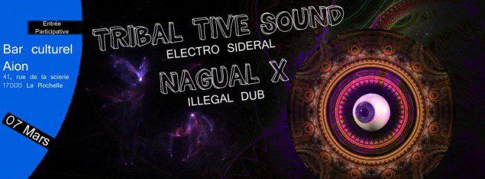 Tribal Tive Sound + Nagual X