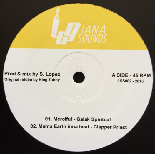 10inch Lana Sounds LSS002