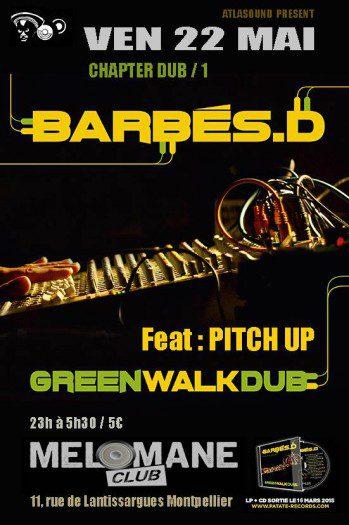 Barbés.D feat Sista Pitch Up