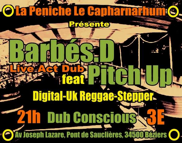 Barbés.D feat Pitch Up