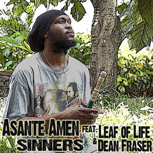 Asante Amen - Sinners