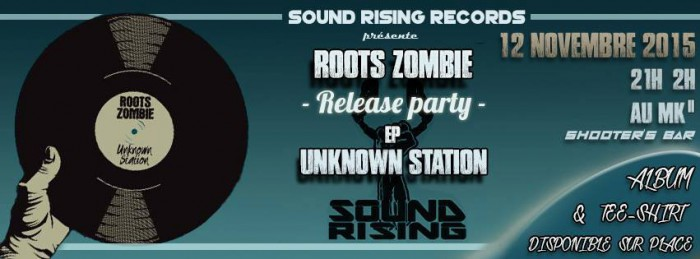 Release Party Roots Zombie