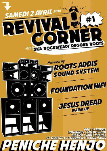 Revival Corner #1