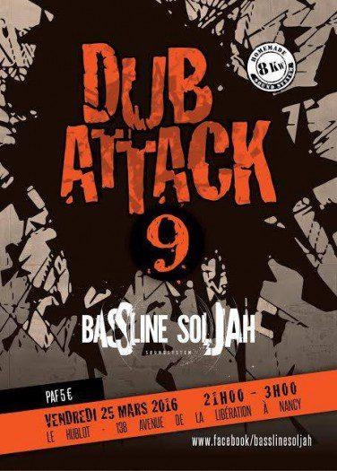 Dub Attack #9