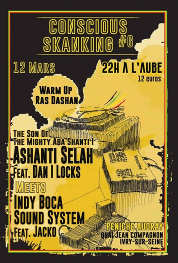 Conscious Skanking # 6