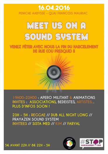 Meet Us On A Sound System