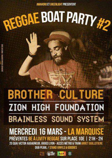 Reggae Boat Party #2