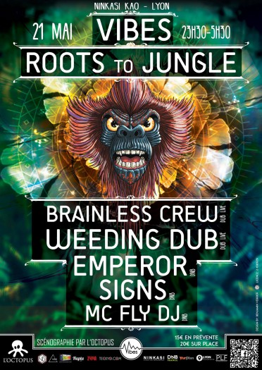Roots To Jungle