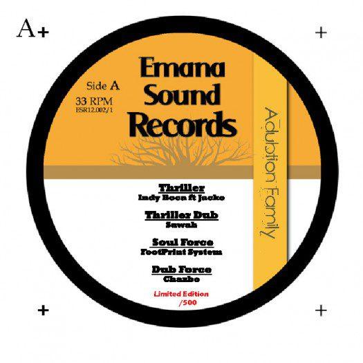 """12"""" Emana Sound Records"""
