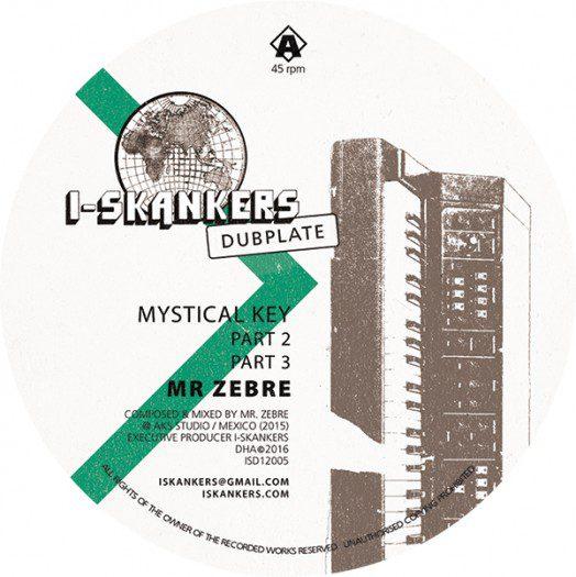 Mr Zebre - Mystical Key