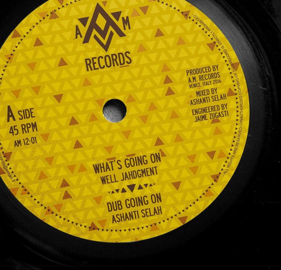 12inch A.M Records AM12-01