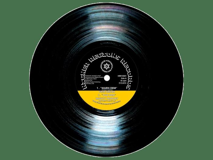 12inch Higher Regions Records HRR12001