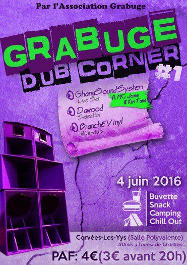 Grabuge Dub Corner #1