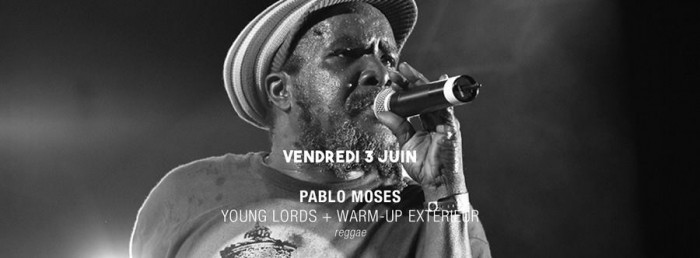 Pablo Moses + Young Lords