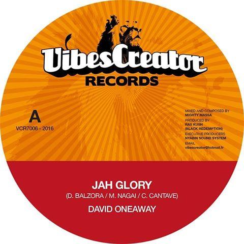 David Oneaway - Jah Glory