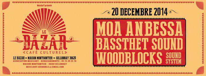 MOA ANBESSA/BASSTHET/WOODBLOCKS SOUND SYSTEM