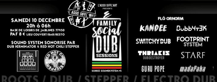 Family Social Dub Sessions #5