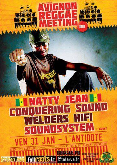 Avignon Reggae Metting #11