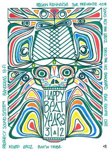 Happy Beat Year #1