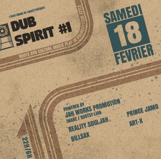 Dub Spirit #1