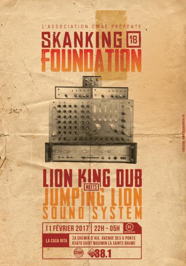 Skanking Foundation #18