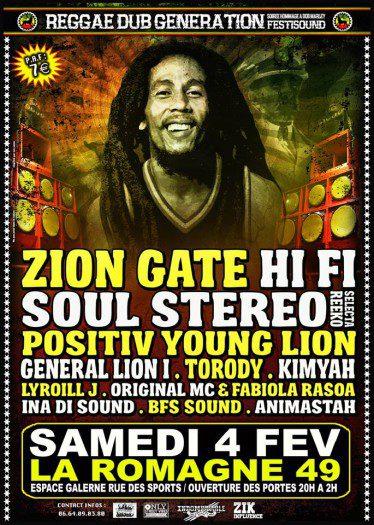 Reggae Dub Generation