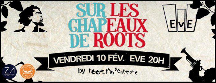 Sur les Chapeaux de Roots