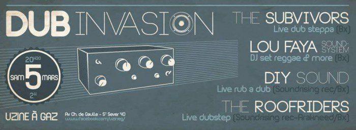 Dub Invasion