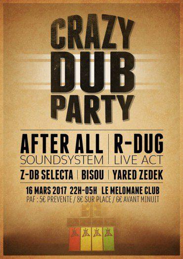 Crazy DuB Party