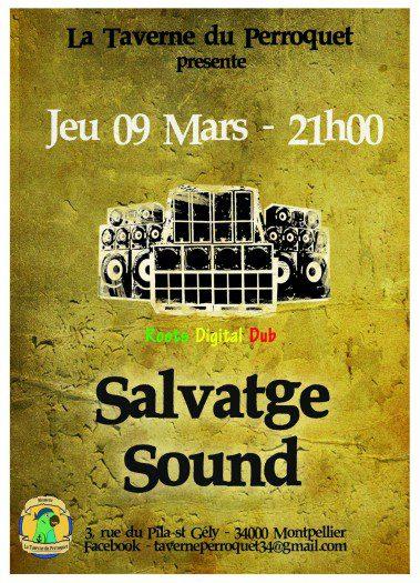 Salvatge Sound @ Taverne du Perroquet