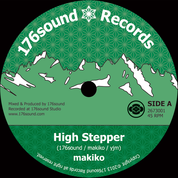 176sound Records - High Stepper