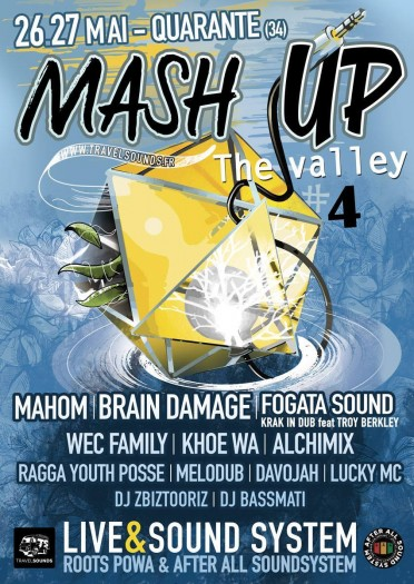 Mash Up The Valley Festival #4