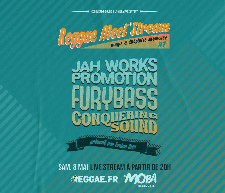 Reggae Meet'Stream #1