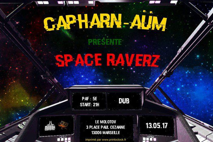 Capharn-Aüm présente Space Raverz