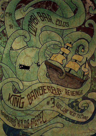 King Banderas' Revenge #3