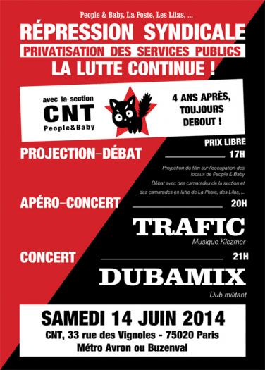 Dubamix – Concert de solidarité