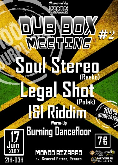 Dub Box Meeting #2