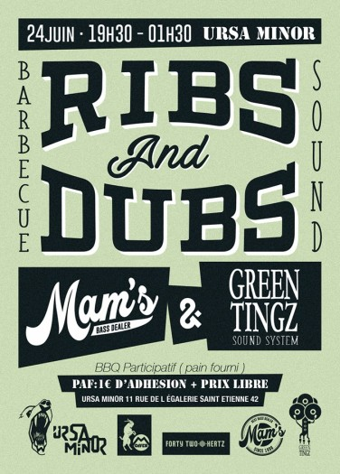 Ribs & Dubs #1